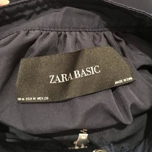 Zara Jackets & Coats - Waterproof jacket